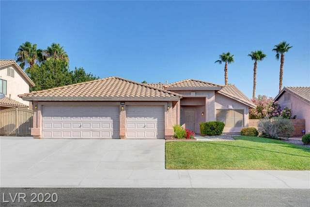 6312 Citrine Avenue, Las Vegas, NV 89130 (MLS #2234981) :: The Lindstrom Group