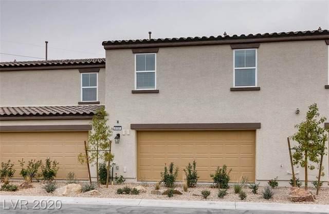 5209 Dubris Street Lot 80, Las Vegas, NV 89115 (MLS #2234989) :: The Lindstrom Group