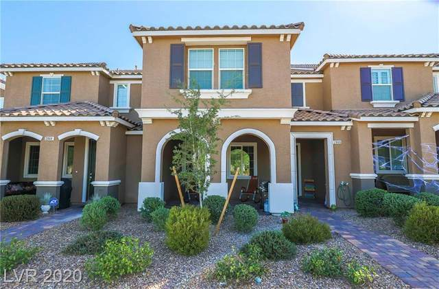 2866 Via Firenze, Henderson, NV 89044 (MLS #2235002) :: Signature Real Estate Group