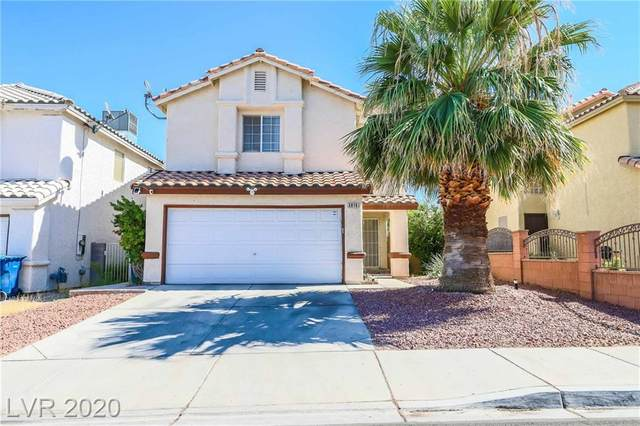 3816 Gulliver Street, Las Vegas, NV 89115 (MLS #2235005) :: Signature Real Estate Group