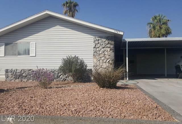 3947 Syracuse Drive, Las Vegas, NV 89121 (MLS #2235036) :: Signature Real Estate Group