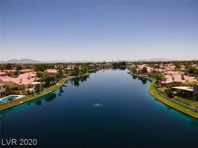 2111 Jetty Rock Drive #203, Las Vegas, NV 89128 (MLS #2235040) :: The Lindstrom Group
