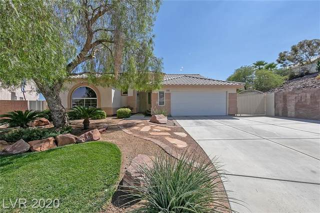 790 Craigmark Court, Henderson, NV 89002 (MLS #2235068) :: Hebert Group | Realty One Group