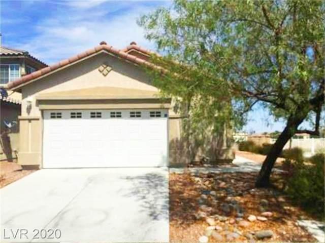 7812 Ithaca Falls Street, Las Vegas, NV 89149 (MLS #2235114) :: Hebert Group | Realty One Group