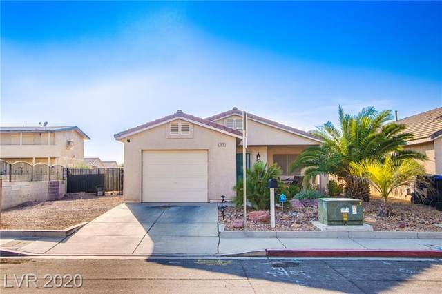 1819 Haren Drive, Henderson, NV 89011 (MLS #2235119) :: Signature Real Estate Group
