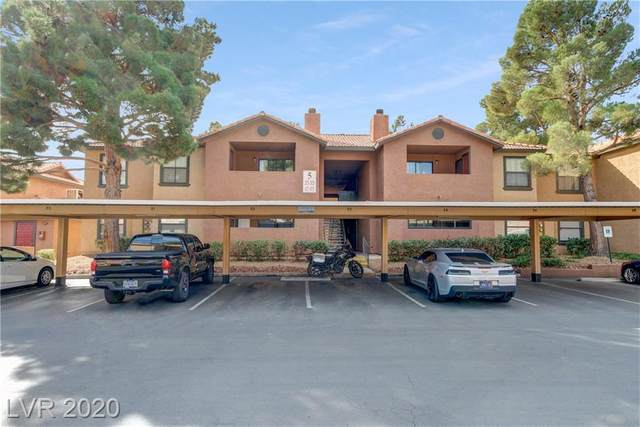 2451 Rainbow Boulevard #2023, Las Vegas, NV 89108 (MLS #2235128) :: The Perna Group