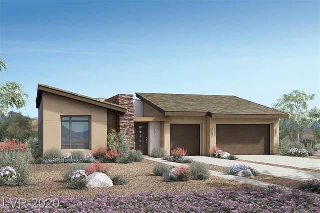 6262 Petroglyph Avenue, Las Vegas, NV 89135 (MLS #2235130) :: Signature Real Estate Group
