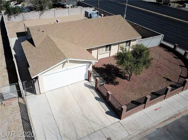 4190 E Cincinnati Avenue, Las Vegas, NV 89104 (MLS #2235147) :: Signature Real Estate Group