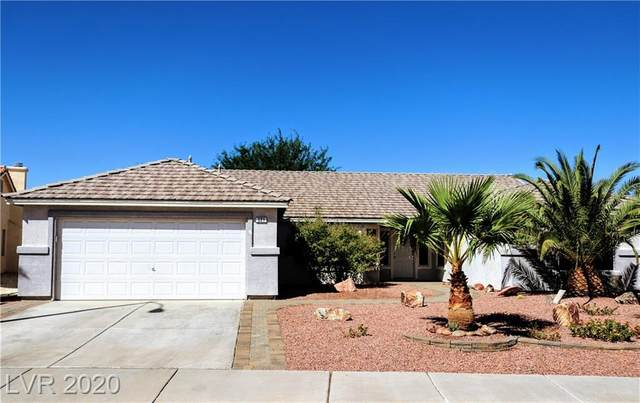 321 Evan Picone Drive, Henderson, NV 89014 (MLS #2235150) :: Signature Real Estate Group