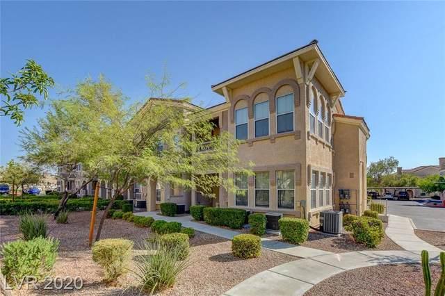 10550 Alexander Road #2108, Las Vegas, NV 89129 (MLS #2235153) :: The Mark Wiley Group | Keller Williams Realty SW