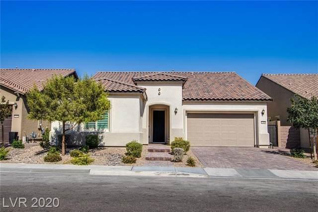 12844 New Providence Street, Las Vegas, NV 89141 (MLS #2235160) :: Signature Real Estate Group