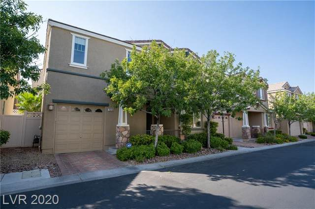 7619 Grassy Bank Street, Las Vegas, NV 89139 (MLS #2235166) :: The Lindstrom Group