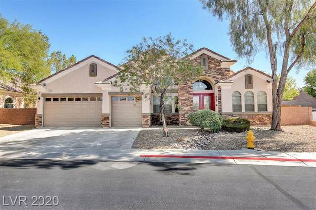 2165 Big Bar Drive, Henderson, NV 89052 (MLS #2235170) :: The Perna Group