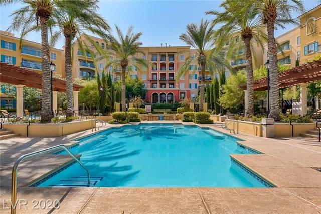 30 Strada Di Villaggio #325, Henderson, NV 89011 (MLS #2235203) :: The Perna Group