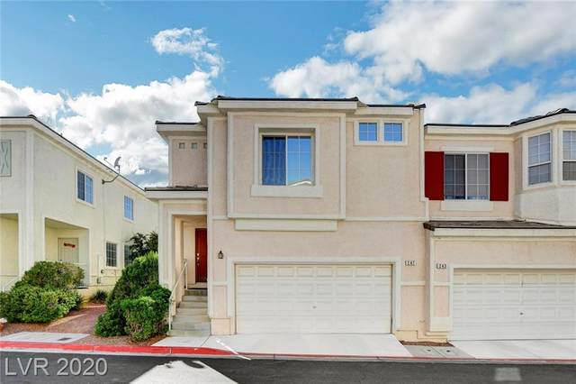 247 Intellectual Court, Henderson, NV 89052 (MLS #2235206) :: The Perna Group