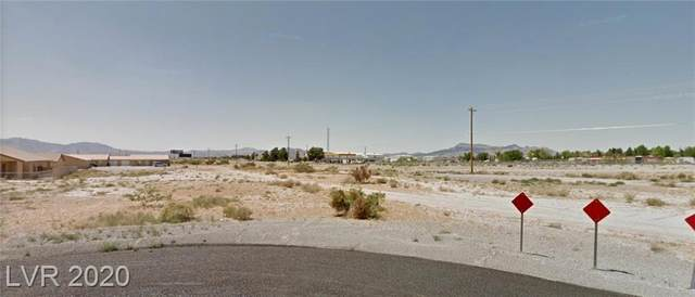 1030 S Leo, Pahrump, NV 89048 (MLS #2235210) :: The Shear Team