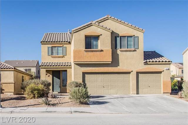 1112 El Campo Grande Avenue, North Las Vegas, NV 89031 (MLS #2235225) :: Helen Riley Group | Simply Vegas