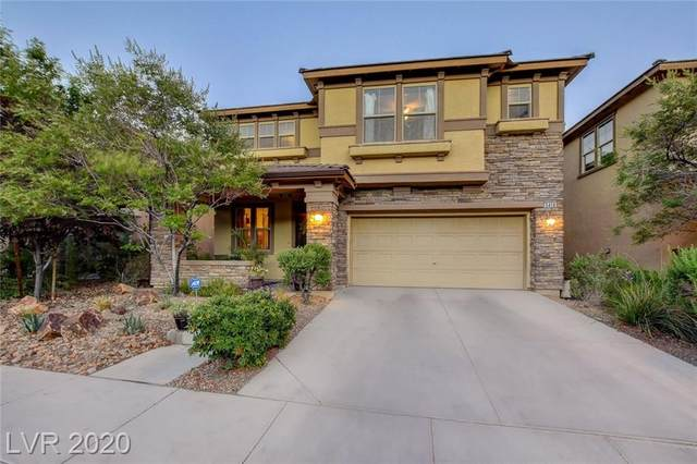 5416 Nettle Way, Las Vegas, NV 89135 (MLS #2235226) :: The Perna Group