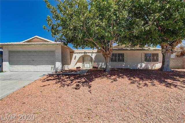 3668 Descanso Street, Las Vegas, NV 89121 (MLS #2235243) :: Hebert Group | Realty One Group