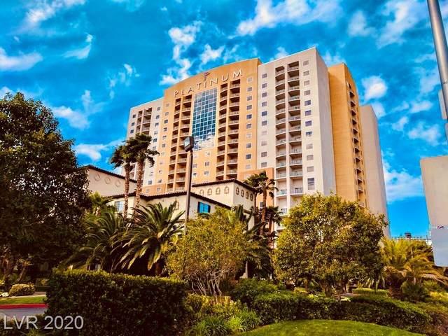 211 Flamingo Road #816, Las Vegas, NV 89169 (MLS #2235260) :: Team Michele Dugan