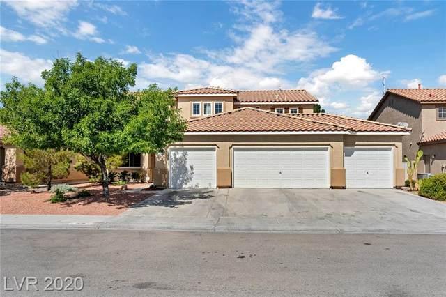 1436 Big Tree Avenue, North Las Vegas, NV 89031 (MLS #2235266) :: Team Michele Dugan