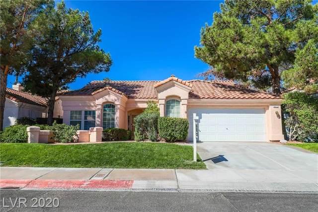 4413 Inez Drive, Las Vegas, NV 89130 (MLS #2235271) :: The Perna Group