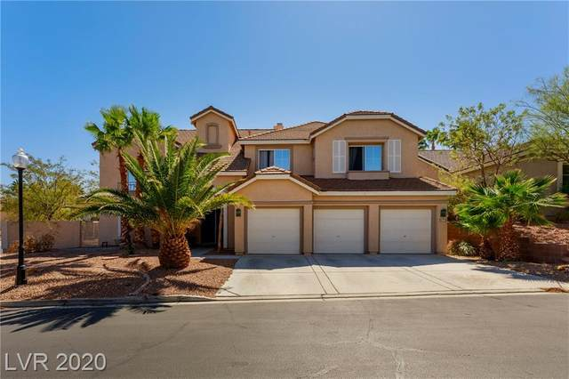 7901 Clock Tower Court, Las Vegas, NV 89117 (MLS #2235372) :: The Lindstrom Group