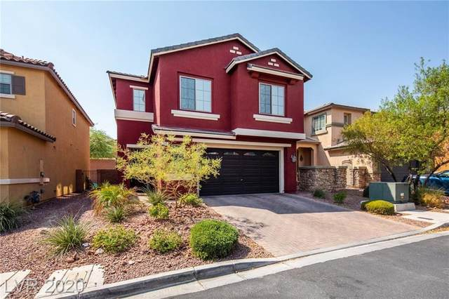 759 Rustic Desert Place, Henderson, NV 89011 (MLS #2235403) :: The Lindstrom Group