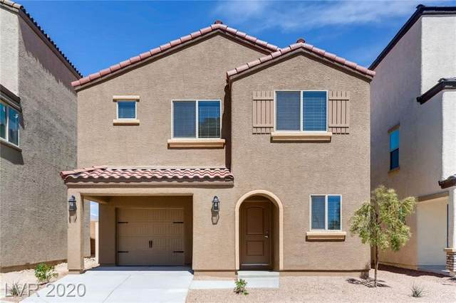 4389 Panther Cove Drive, Las Vegas, NV 89115 (MLS #2235417) :: The Mark Wiley Group | Keller Williams Realty SW