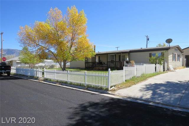 890 Avenue L, Ely, NV 89301 (MLS #2235420) :: The Lindstrom Group