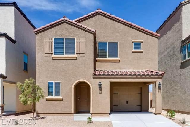 4319 Saddle Brook Park Drive, Las Vegas, NV 89115 (MLS #2235433) :: Hebert Group   Realty One Group