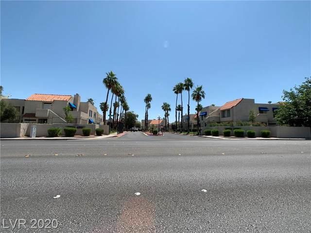 4360 Sanderling Circle #59, Las Vegas, NV 89103 (MLS #2235437) :: Jeffrey Sabel