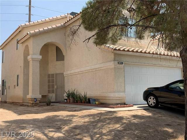 5400 Silverheart Avenue, Las Vegas, NV 89142 (MLS #2235439) :: Hebert Group | Realty One Group