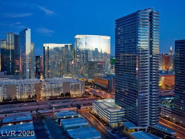 4471 Dean Martin Drive #4500, Las Vegas, NV 89103 (MLS #2235472) :: Team Michele Dugan