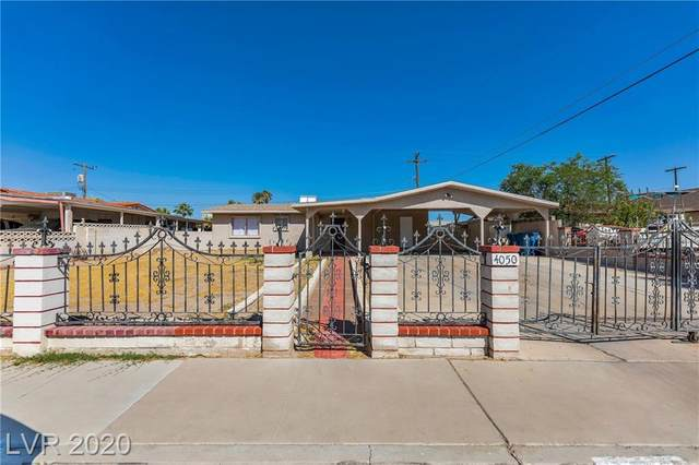 4050 Placita Avenue, Las Vegas, NV 89121 (MLS #2235473) :: Vestuto Realty Group