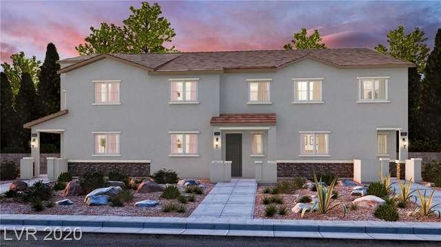 826 Spring Estates Avenue #3202, North Las Vegas, NV 89086 (MLS #2235480) :: Kypreos Team