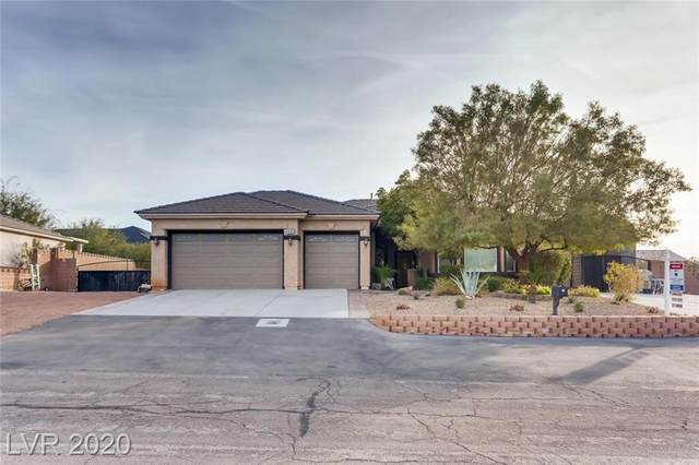 1561 Rocking Horse Drive, Henderson, NV 89002 (MLS #2235506) :: The Mark Wiley Group | Keller Williams Realty SW