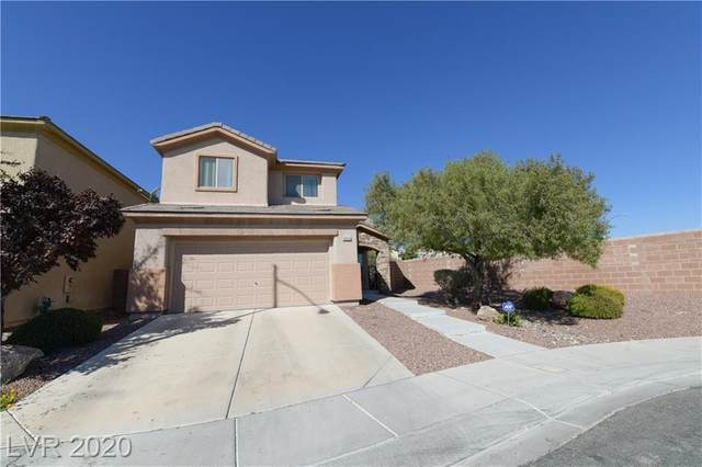 6869 Babbler Street, North Las Vegas, NV 89084 (MLS #2235534) :: Kypreos Team