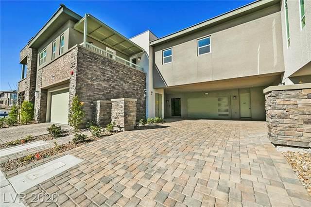 11280 Granite Ridge Drive #1025, Las Vegas, NV 89135 (MLS #2235538) :: Kypreos Team