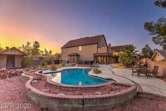 7887 Tara Avenue, Las Vegas, NV 89117 (MLS #2235555) :: Signature Real Estate Group
