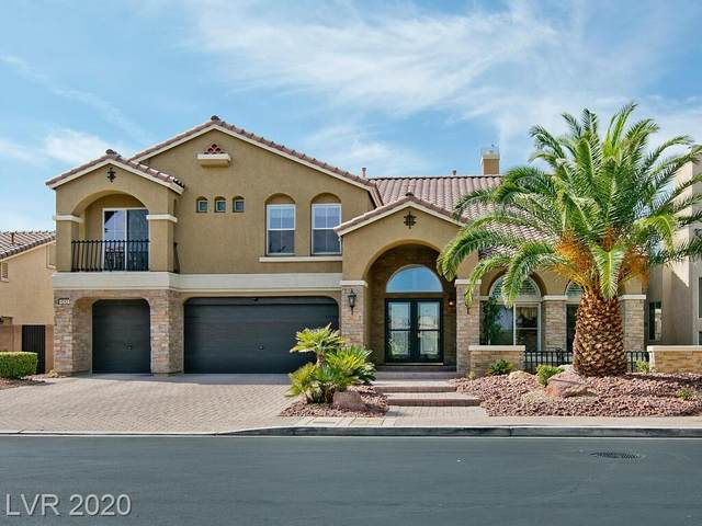 4045 Abernethy Forest Place, Las Vegas, NV 89141 (MLS #2235573) :: Hebert Group | Realty One Group