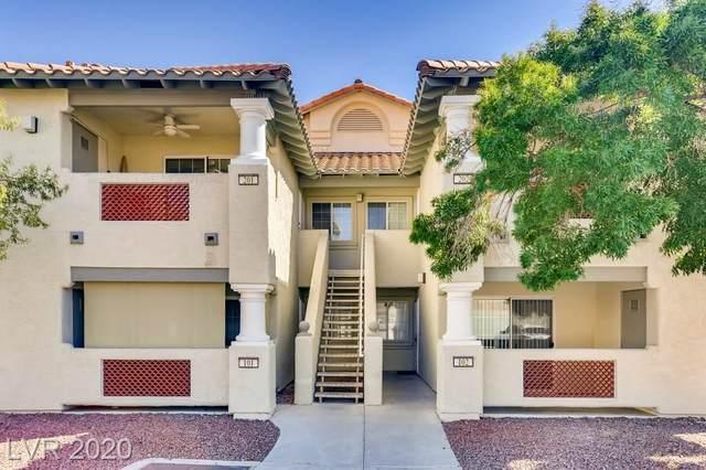 3508 Winterhaven Street #102, Las Vegas, NV 89108 (MLS #2235587) :: Team Michele Dugan