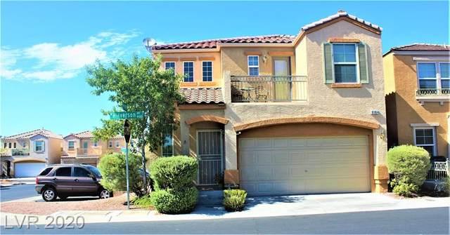 9184 Hilverson Avenue, Las Vegas, NV 89148 (MLS #2235593) :: Kypreos Team