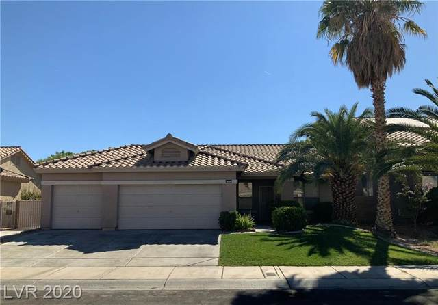 6329 Citrine Avenue, Las Vegas, NV 89130 (MLS #2235598) :: The Lindstrom Group