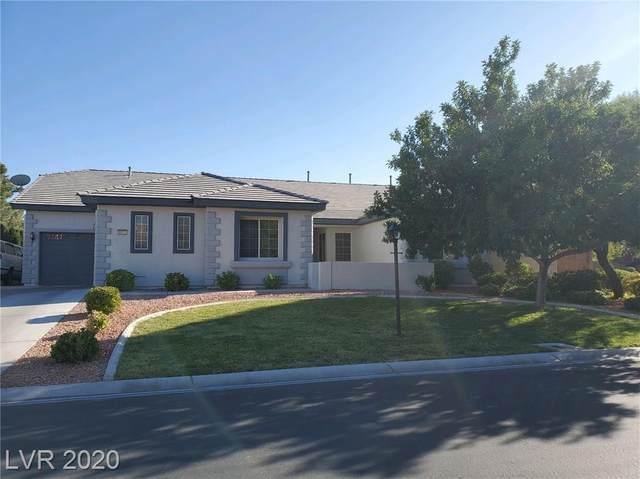 5913 Castleberry Peak Avenue, Las Vegas, NV 89131 (MLS #2235629) :: Billy OKeefe | Berkshire Hathaway HomeServices