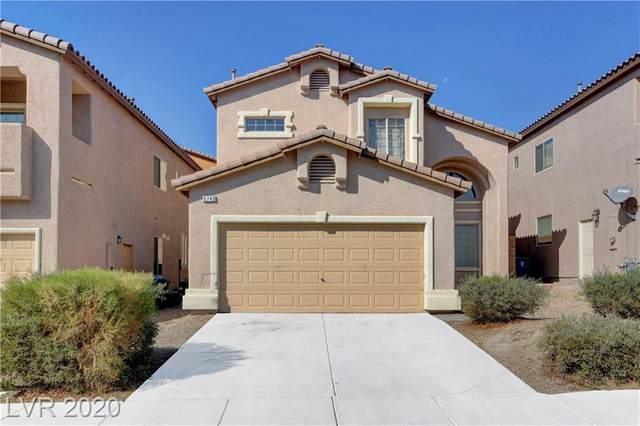 6749 Lincoln Wood Street, Las Vegas, NV 89149 (MLS #2235630) :: The Lindstrom Group
