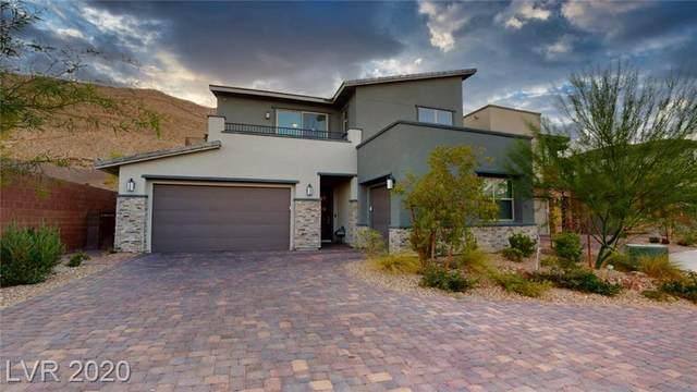 6491 Wild Blue Court, Las Vegas, NV 89135 (MLS #2235692) :: Hebert Group | Realty One Group