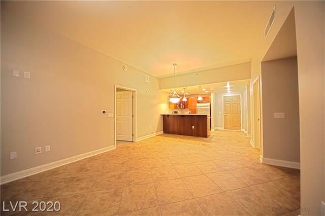 150 Las Vegas Boulevard #1709, Las Vegas, NV 89101 (MLS #2235697) :: The Perna Group