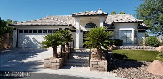 5609 Bay Shore Circle, Las Vegas, NV 89130 (MLS #2235701) :: The Shear Team
