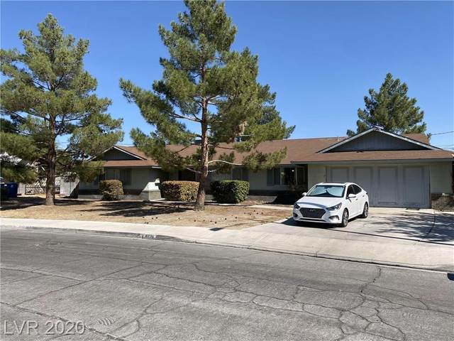 4236 Gaye Lane, Las Vegas, NV 89108 (MLS #2235753) :: The Lindstrom Group